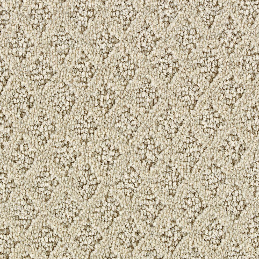 Martha Stewart Living Winterthur Reed - 6 in. x 9 in. Take Home Carpet Sample