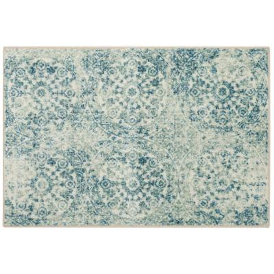 Juniper Navy 2 ft. x 3 ft. 4 in. Indoor Scatter Rug