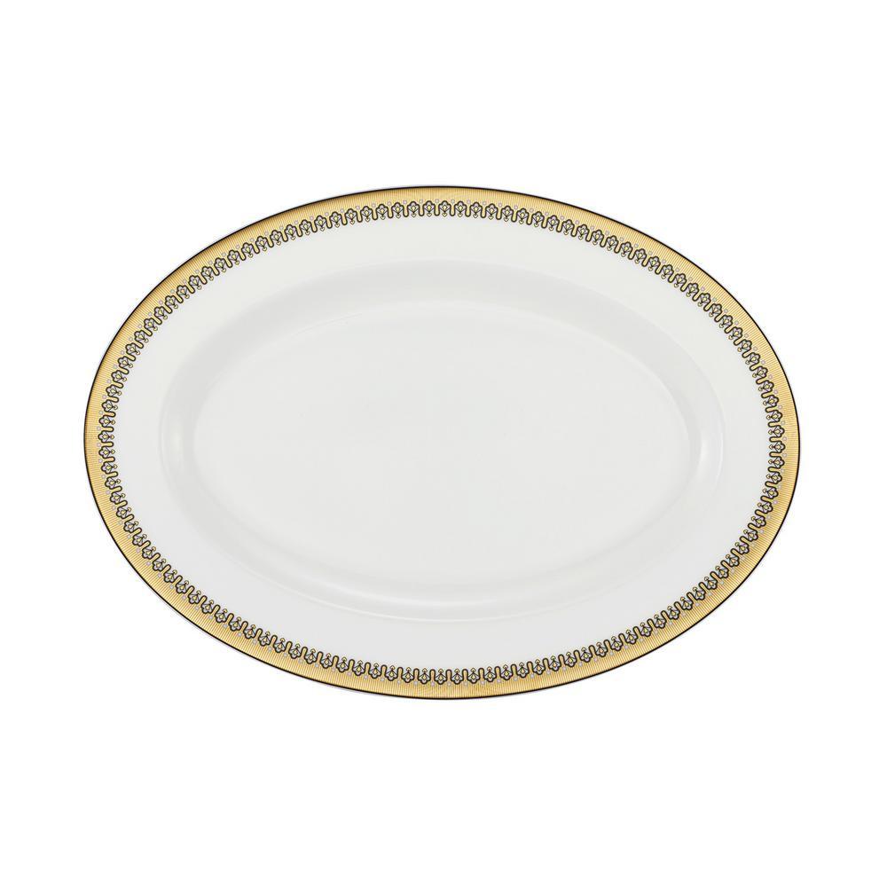 Empire Oval Platter
