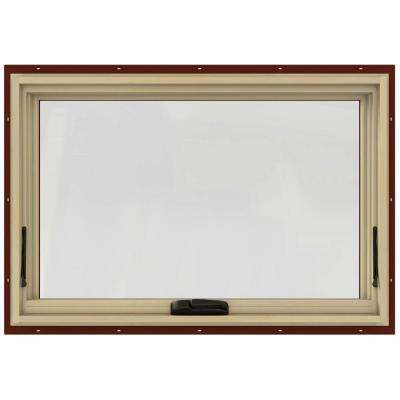 36.75 in. x 24.75 in. W-2500 Awning Clad Wood Window