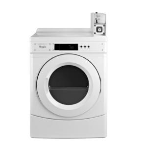 Whirlpool 6.7 cu. ft. Commercial Front Load Electric Dryer in White by Whirlpool