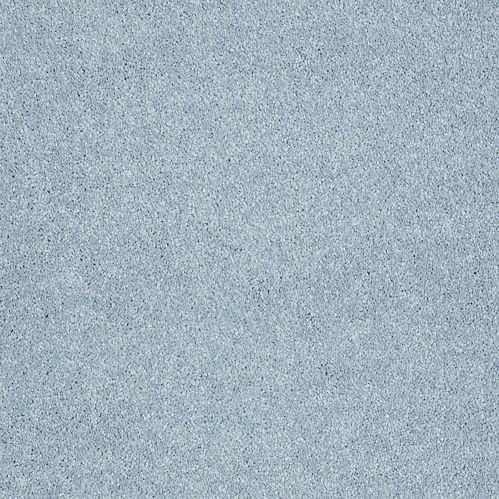 Carpet Sample - Slingshot I - In Color Island Moss 8 in. x 8 in.