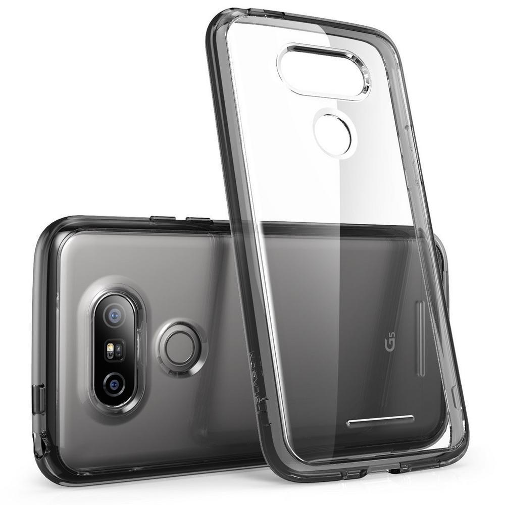 1c597b8c181180 i-Blason LG G5 Case-Halo Scratch Resistant Case, Black-LG-G5-Halo ...