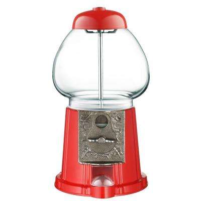 15 in. Old Fashioned Vintage Candy Gumball Machine Bank