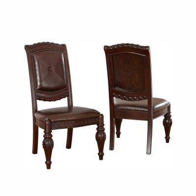 Antoinette Cherry Side Chairs (Set of 2)