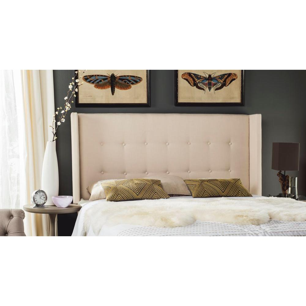 Damon Beige Full Headboard