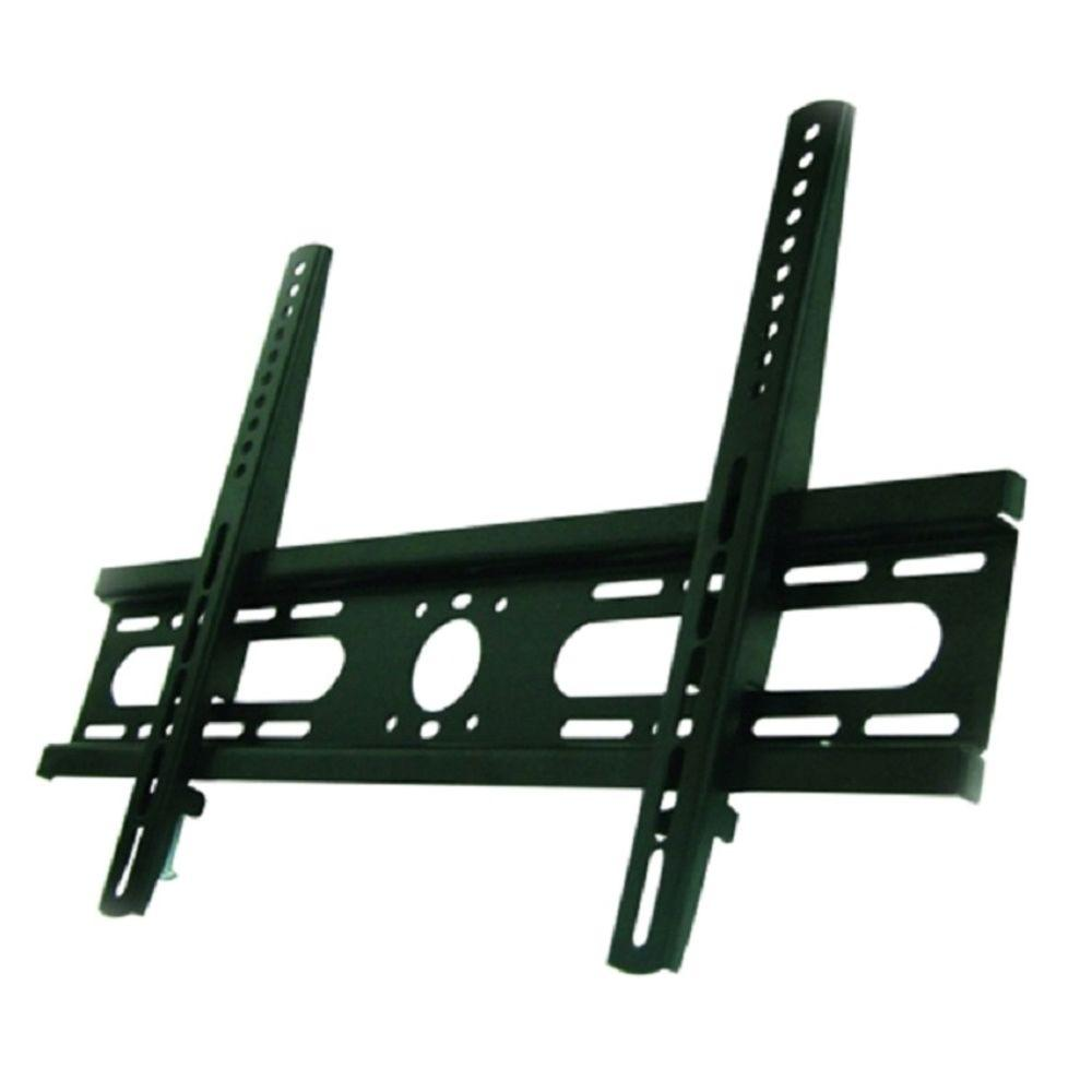 Homevision Technology TygerClaw Fixed Wall Mount for 23 in. - 42 in. Flat Panel TV, Black Give your TV the perfect spot in the wall with this Fixed Wall Mount. This mount is constructed with cold steel material to maximize the durability and support. This mount is the best solution for mounting TV on the wall without any hesitation. Color: Black.