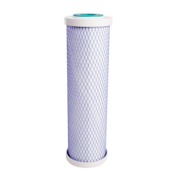 Carbon Block Replacement Filter Cartridge for Countertop Water Filtration Systems