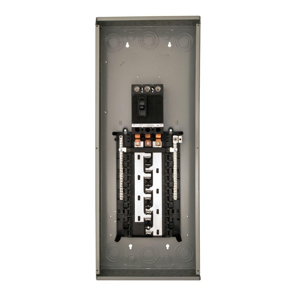siemens breaker boxes power distribution  home depot