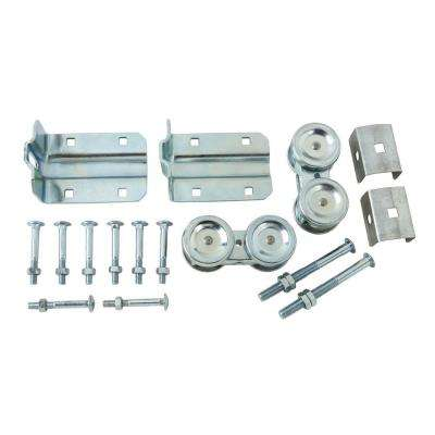 Zinc Plated Box Rail Hanger Kit
