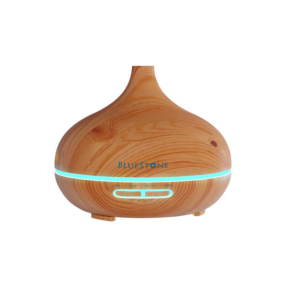 300 ml Ultrasonic Aromatherapy Humidifier and Night Light