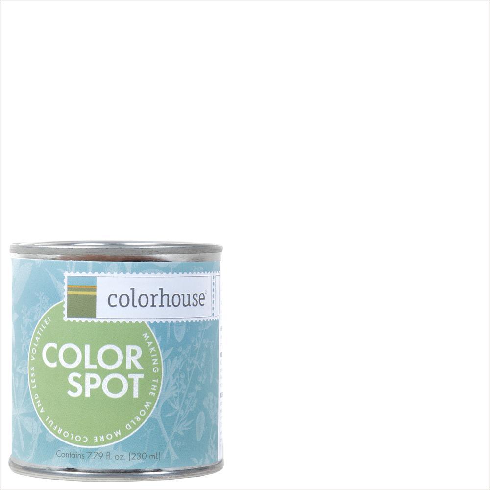 8 oz. Bisque .01 Colorspot Eggshell Interior Paint Sample