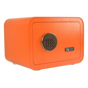 Cannon Edge Series 0.86 cu. ft. Electronic Personal Security Safe in Orange by Cannon