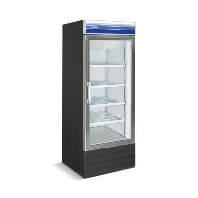 23 cu. ft. Frost Free Commercial Upright Freezer in Black