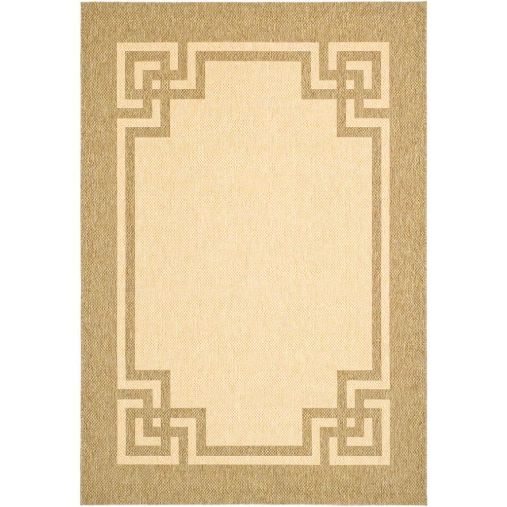 Martha stewart living deco frame beige dark beige 5 ft 3 for Martha stewart rugs home decorators