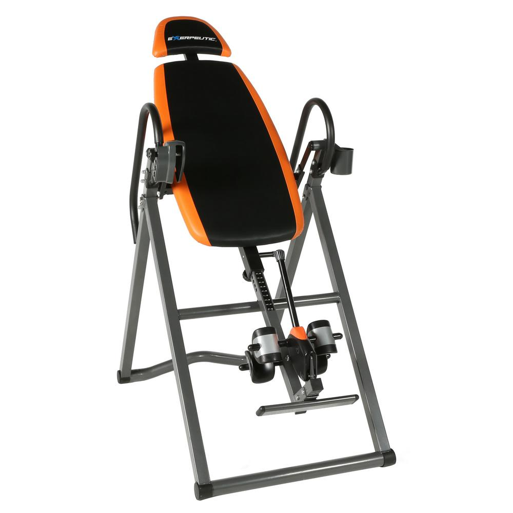 275SL Inversion Table with the Ultra Safe SURELOCK Ratchet Ankle Locking