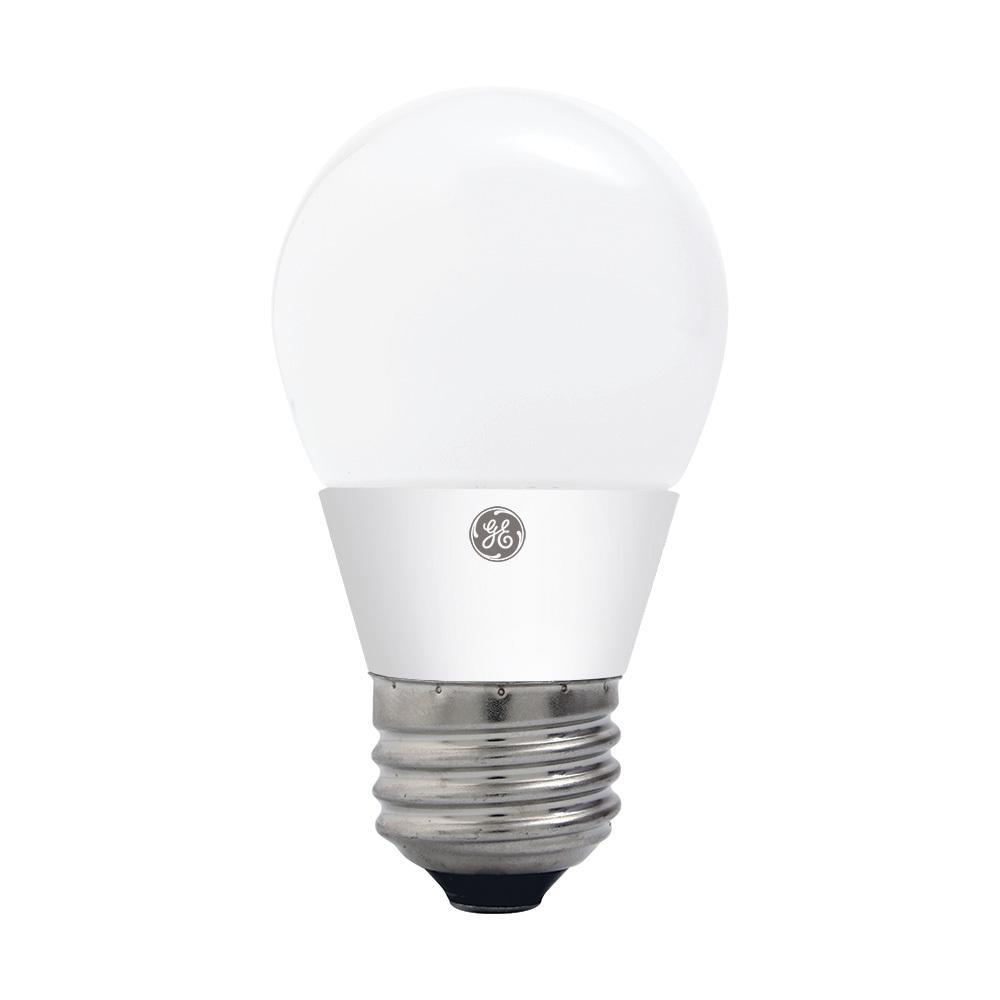 Elegant Lighting 40w Equivalent Soft White E26 Dimmable: GE 40W Equivalent Soft White (2700K) High Definition A15