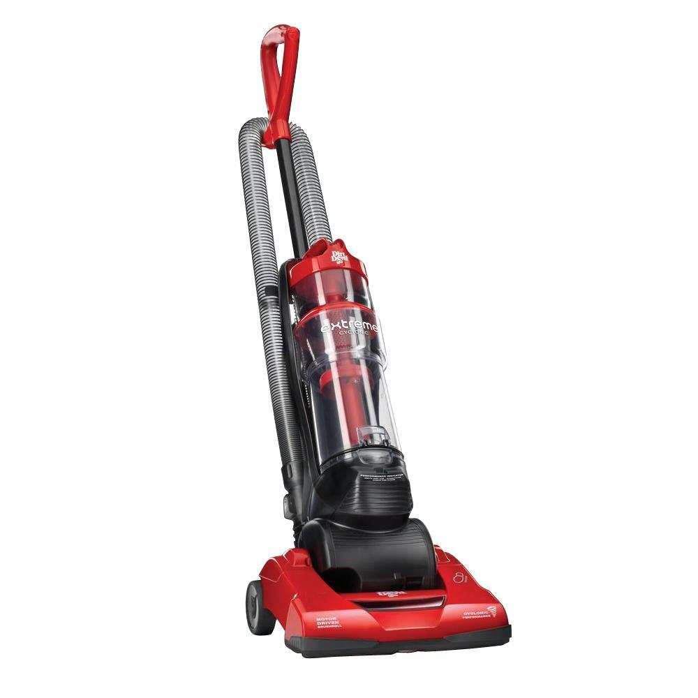 7 Amp Extreme Bagless Cyclonic Quick Upright Vacuum Cleaner
