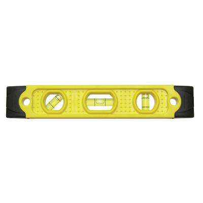 9 in. Speedlite Magnetic Torpedo Level