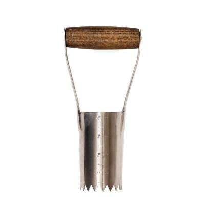 Stainless Steel Short Handled Bulb Planter