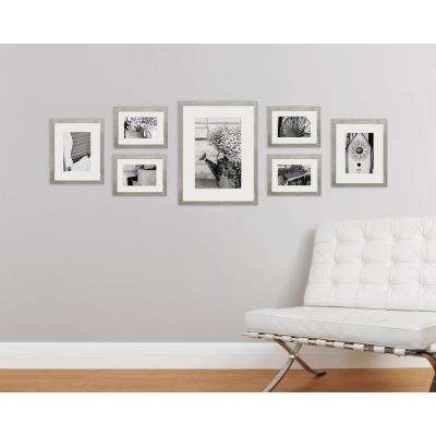 Gallery Wall Set Picture Frames Home Decor The Home Depot