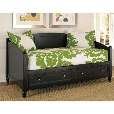 Bedford Black Storage Day Bed