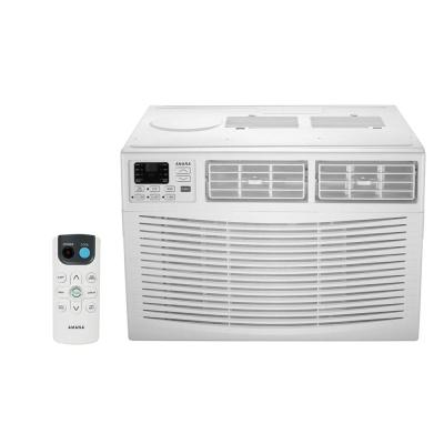 GE 6,000 BTU 115-Volt Electronic Room Window Air Conditioner ... on