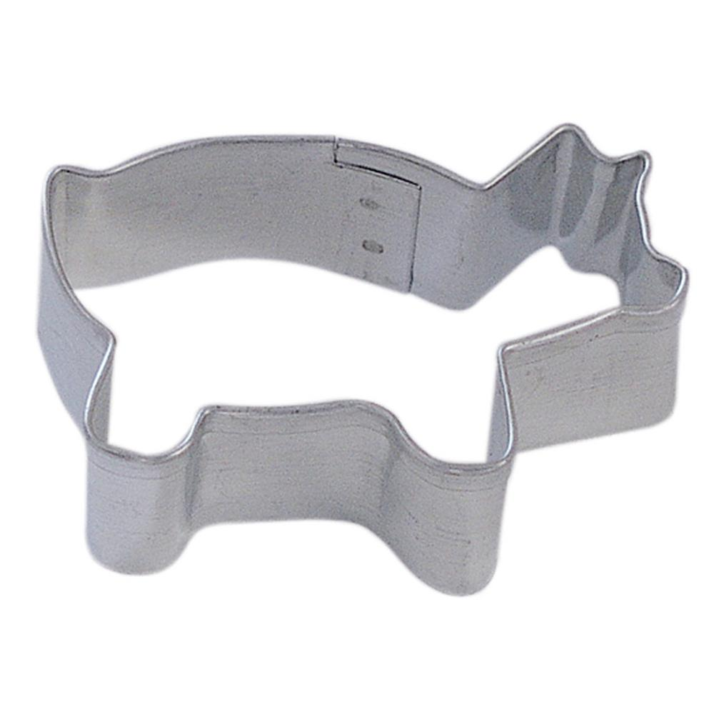 3 Point Shield Cookie Cutter 5 Inch