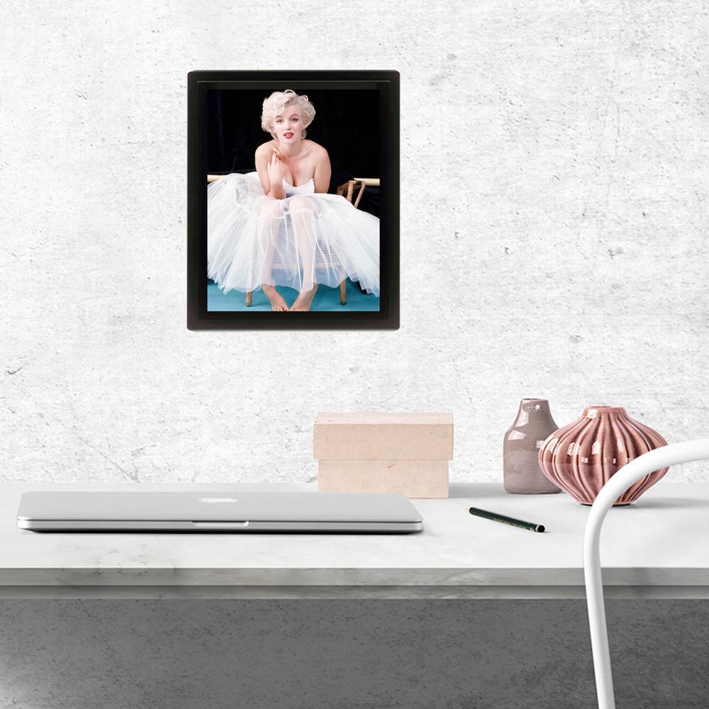 """Marilyn Monroe - Ballerina Color"" Wall Art"