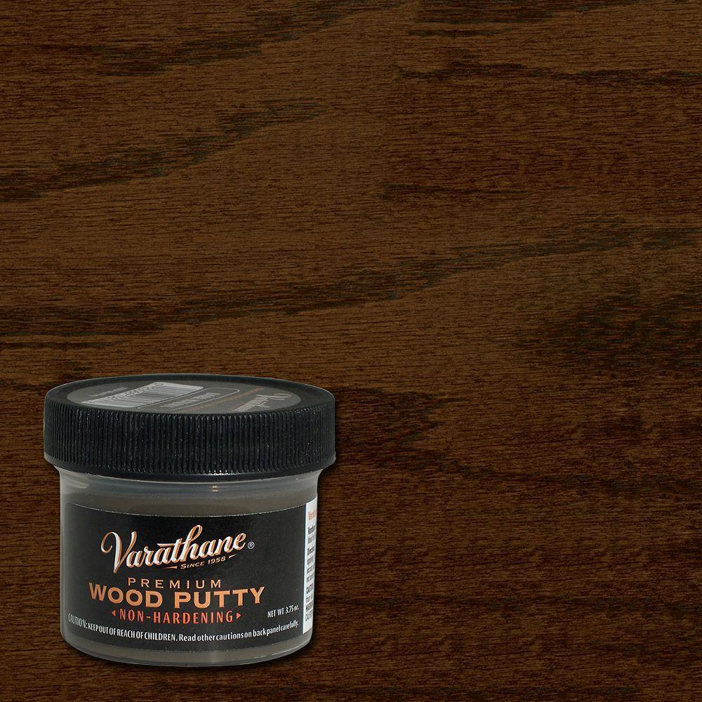 Varathane 375 Oz Dark Walnut Wood Putty Case Of 6 223254