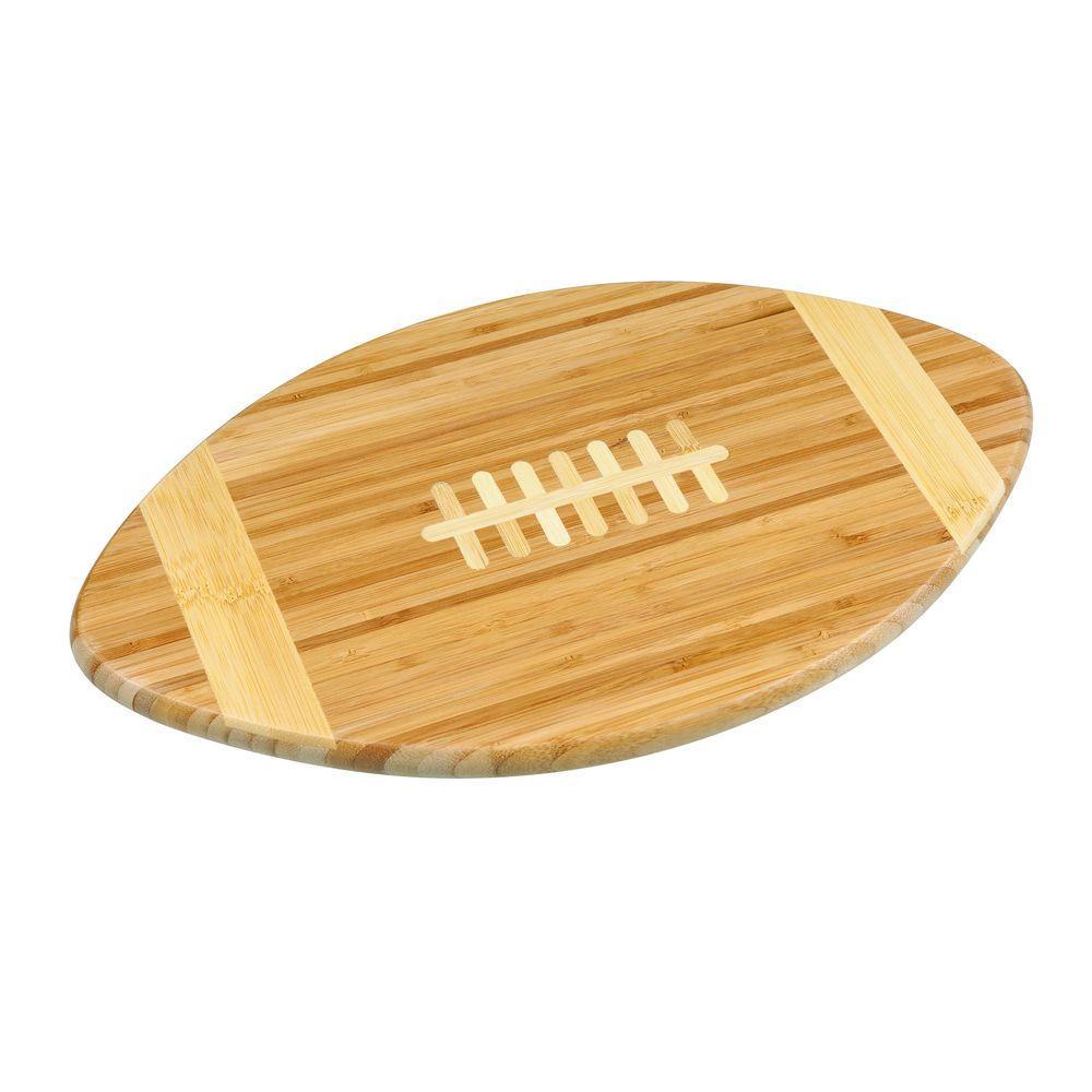 Touchdown Bamboo Cutting Board