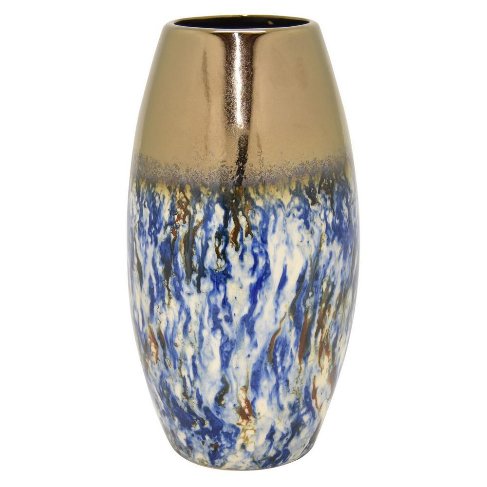 10.5 in. Ceramic Vase