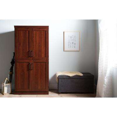 Morgan Royal Cherry Armoire
