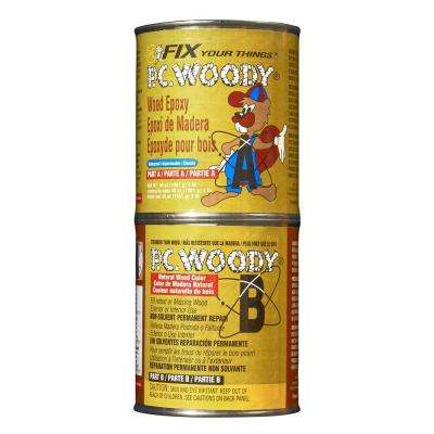 48 oz. PC-Woody Wood Epoxy Paste