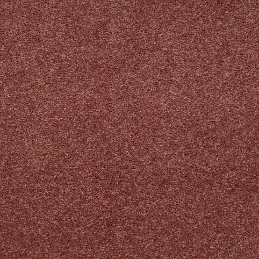Platinum Plus Enraptured II - Color Cabernet 12 ft. Carpet