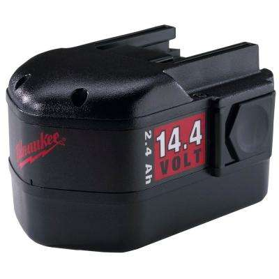 14.4-Volt NiCd Slide Style Battery Pack 2.4Ah