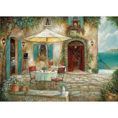 Morgan Home Multi Tuscany Placemat Set (4-Pack)