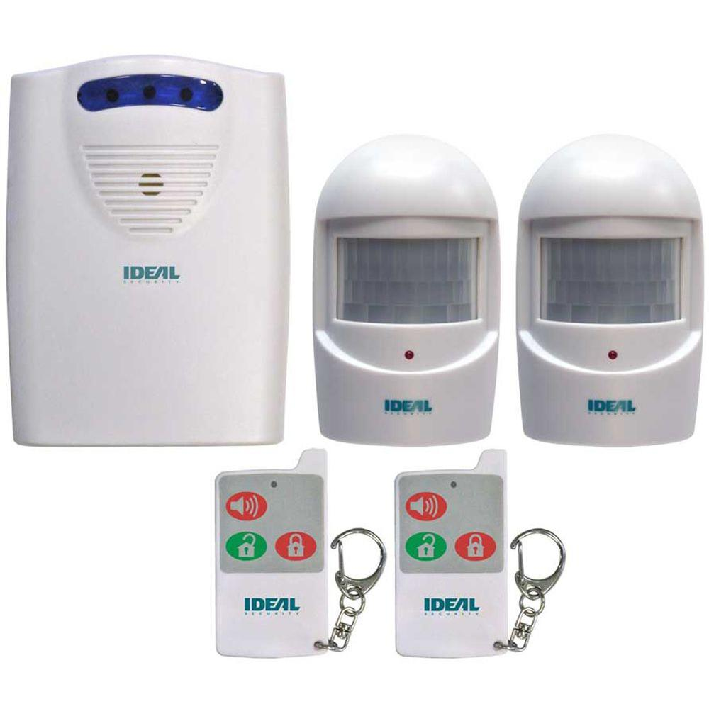 Wireless Motion Sensor Alert Set