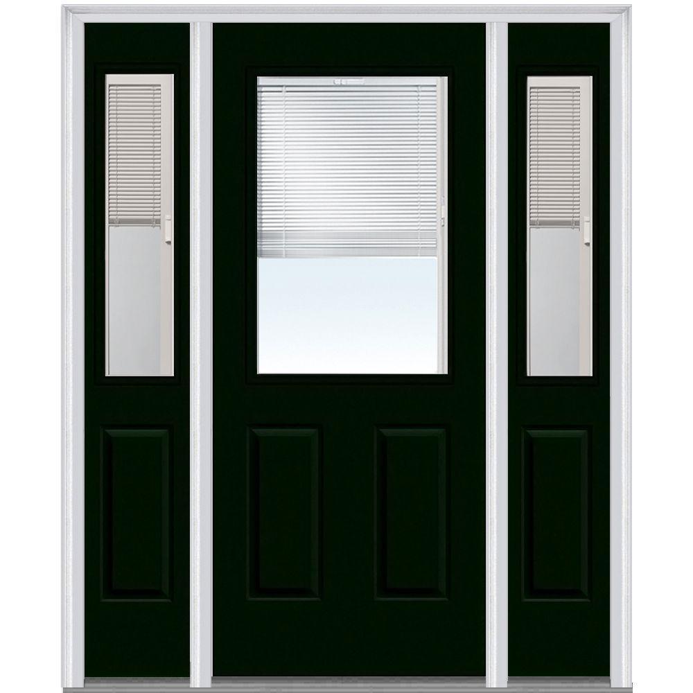 Painted - Front Doors - Exterior Doors - The Home Depot