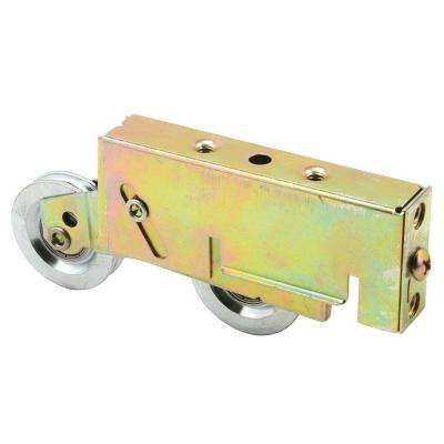 1-13/16 in. Steel Ball Bearing Sliding Door Tandem Roller Assembly