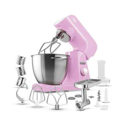 4.75 Qt. 8-Speed Pastel Pink Stand Mixer