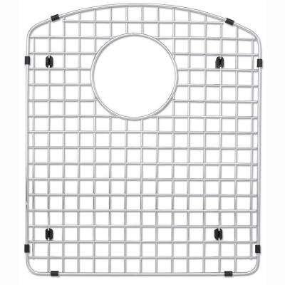 Stainless Steel Sink Grid for Fits Diamond 1-3/4 Large Bowl