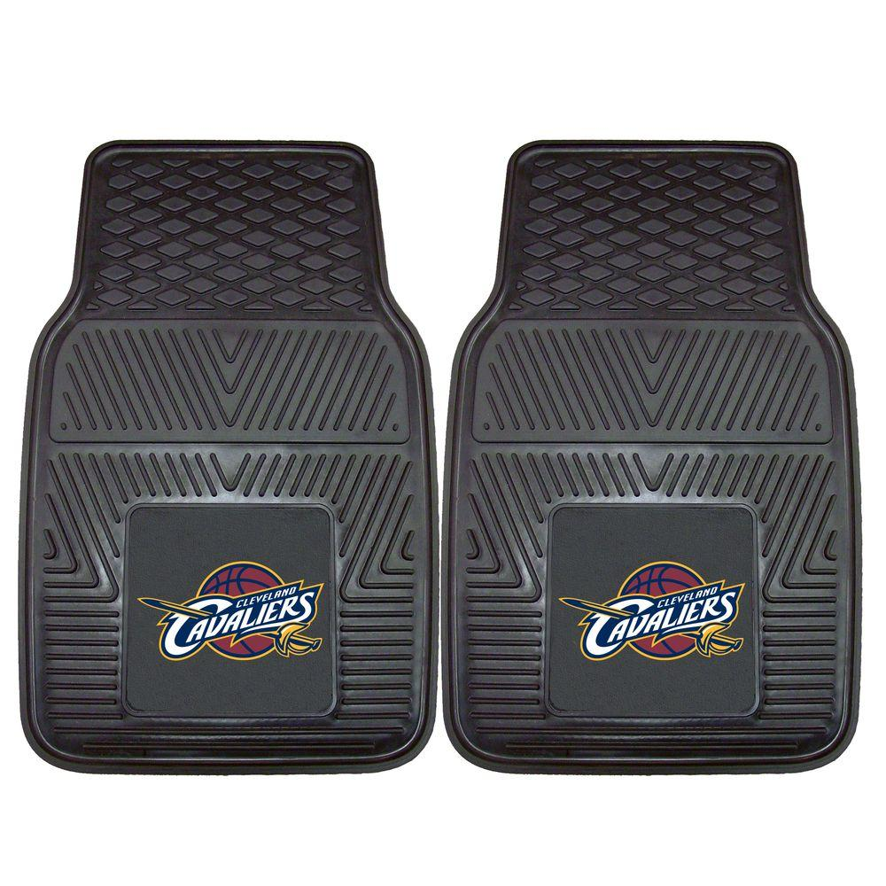 Fanmats Cleveland Cavaliers 18 In X 27 In 2 Piece Heavy