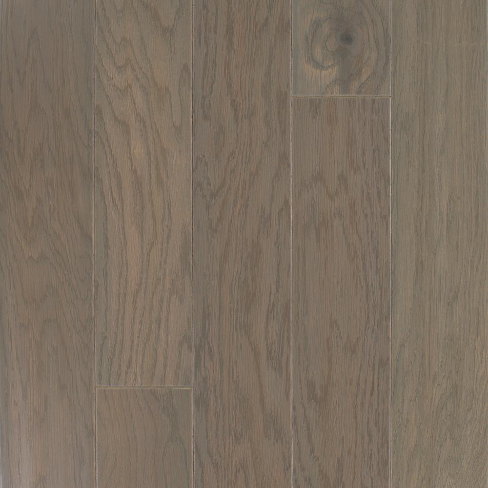 Take Home Sample - Carvers Creek Sandstone Oak Engineered Hardwood Flooring - 5 in. x 7 in.