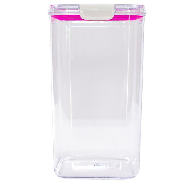 Cube Tritan 5.71 qt. Co-Polyester Food Storage Container with Lid