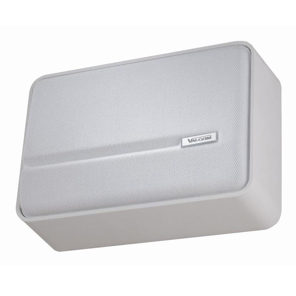 SlimLine One-Way Wall Speaker - White