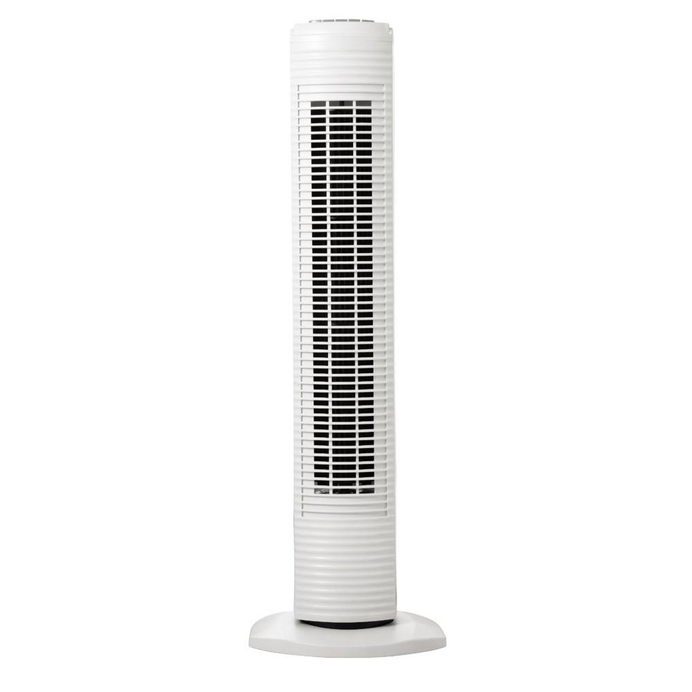 Holmes 31 in. Oscillating Tower Fan-HTF3110A - The Home Depot