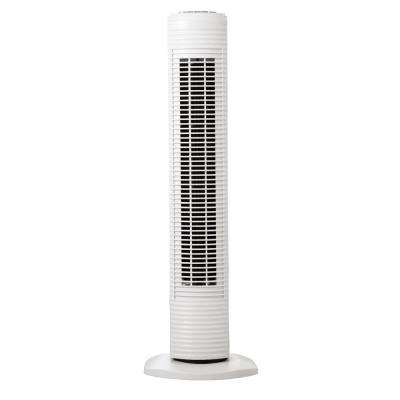 31 in. Oscillating Tower Fan