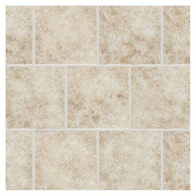 Forest Hills Crema 12 in. x 12 in. Porcelain Floor and Wall Tile (570 sq. ft. / pallet)