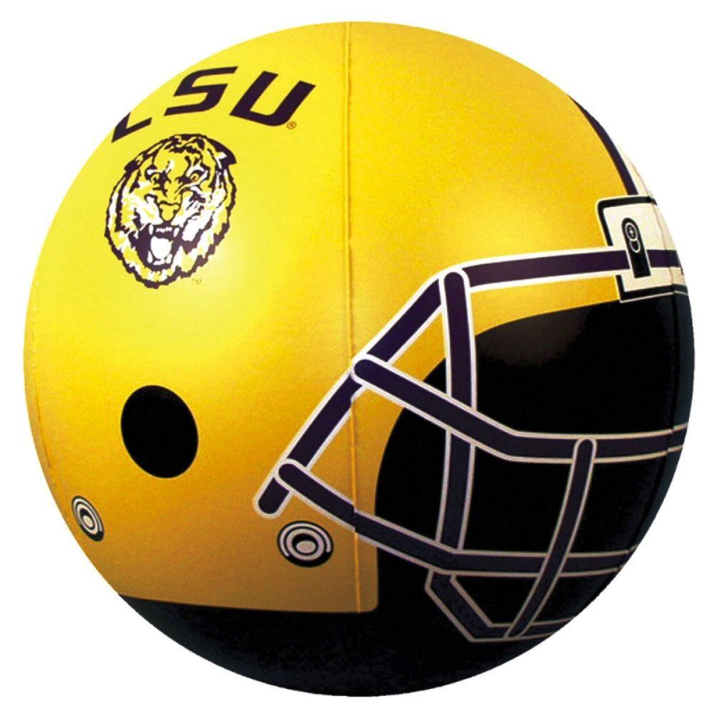 Team Sports America 24 in. Beach Ball - LSU